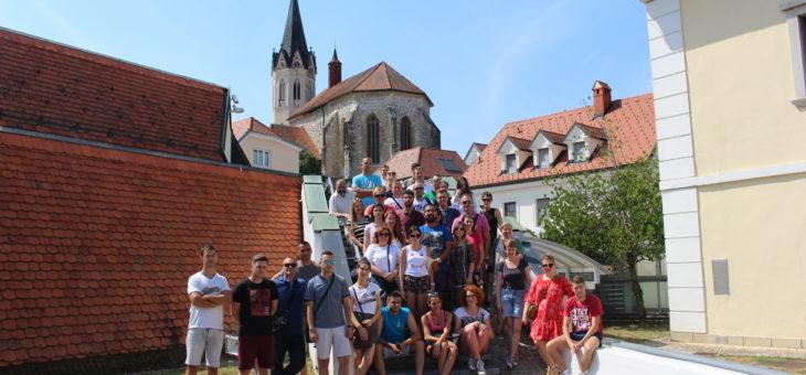 VOLONTERSKI KAMP-NOVO MESTO-SLOVENIJA